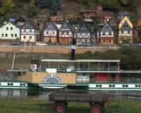 Schwarz Vermietung Sächsischen Schweiz