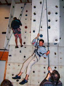 Kletterausbildung Brotterode @ Sporthalle Brotterode | Kurort Brotterode | Thüringen | Deutschland